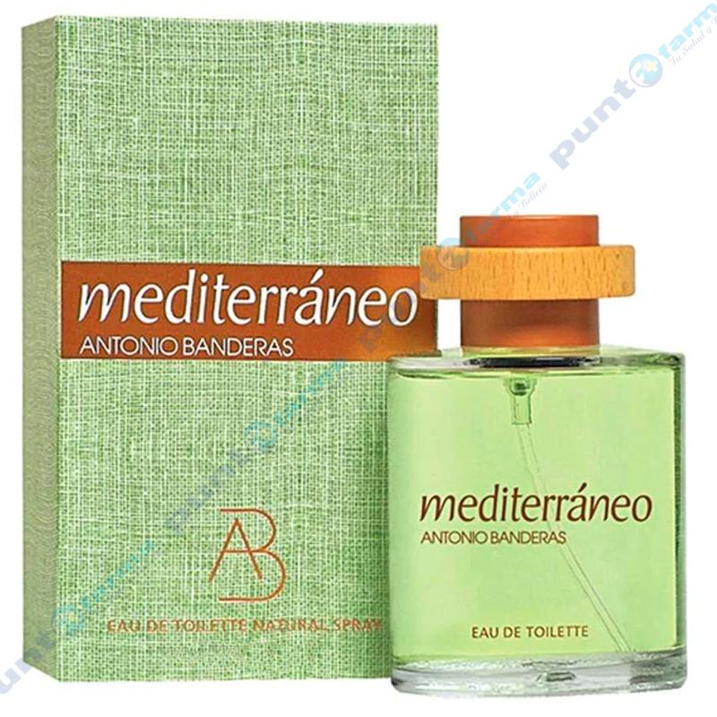 Imagen de producto: Mediterráneo For Men de Antonio Banderas - 200mL