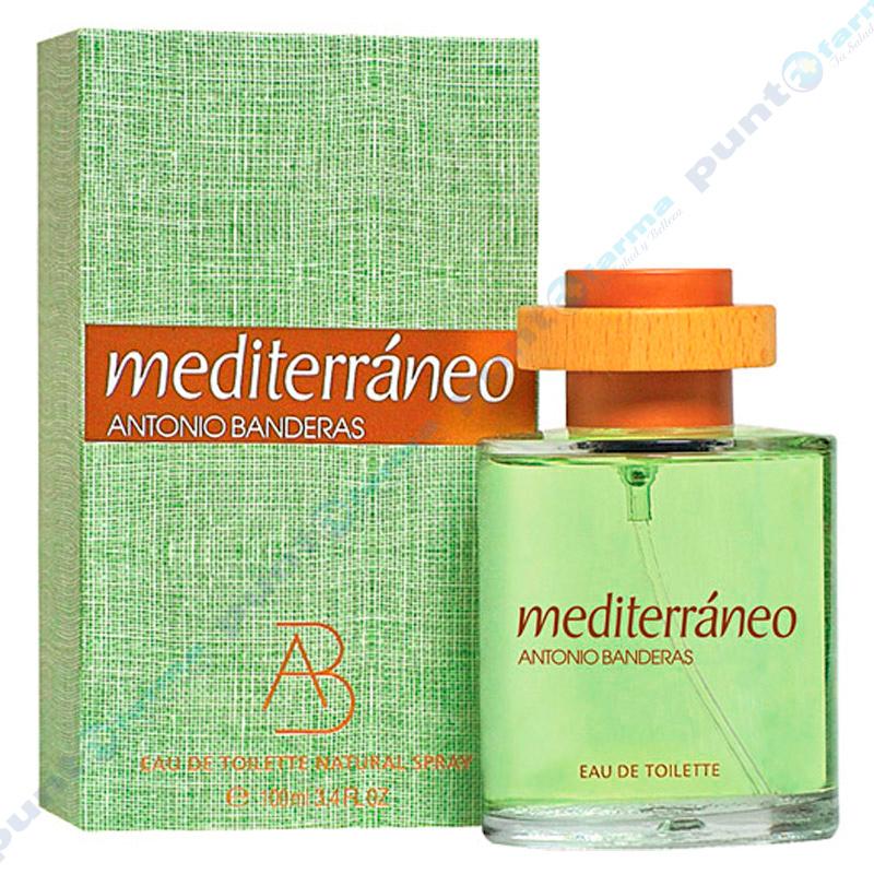 Imagen de producto: Mediterráneo de Antonio Banderas - 100mL
