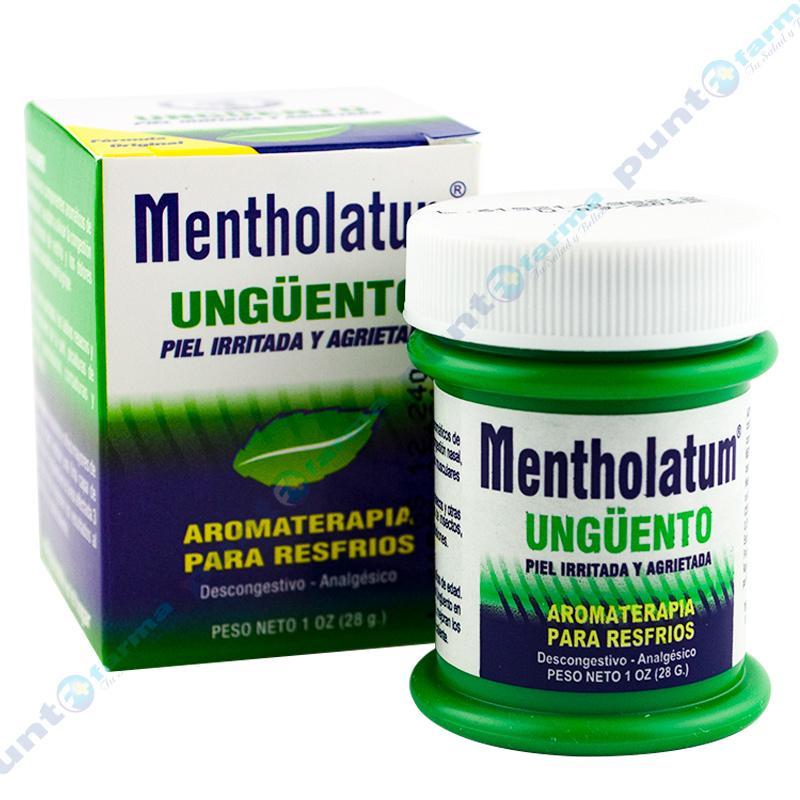 Imagen de producto: Mentholatum® Ungüento Aromaterapia para resfríos - 28 g