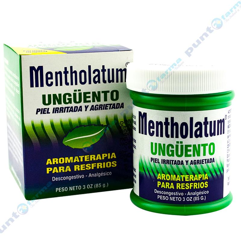 Imagen de producto: Mentholatum® Ungüento Aromaterapia para resfríos - 85 g