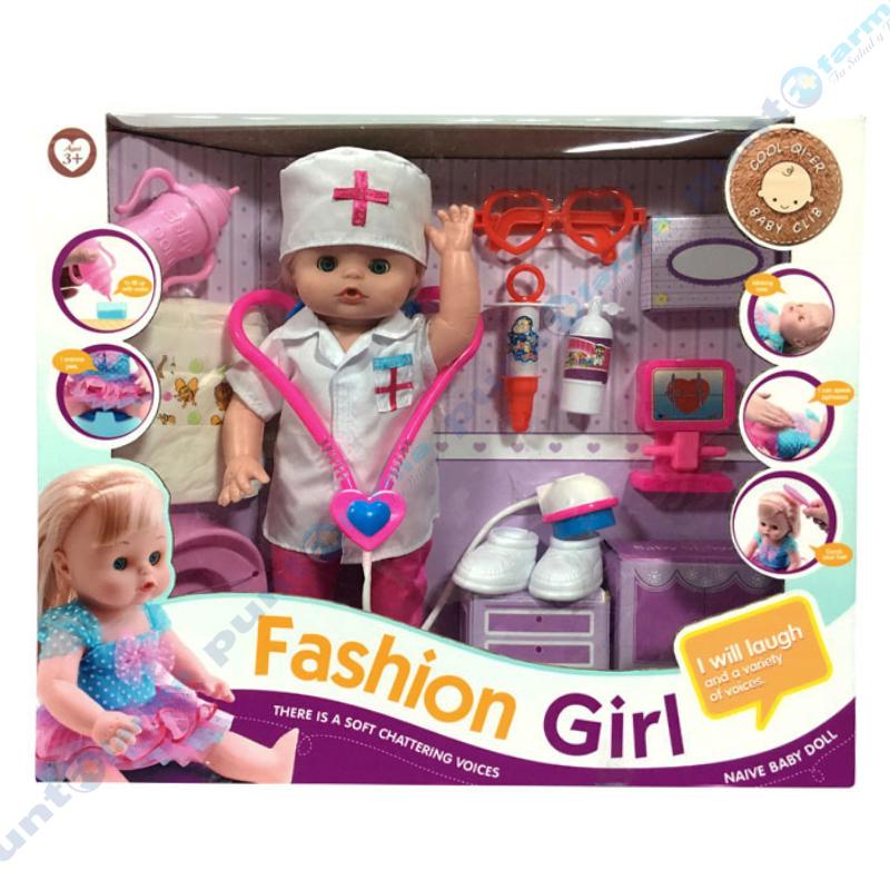Imagen de producto: Muñeca Doctora 3+