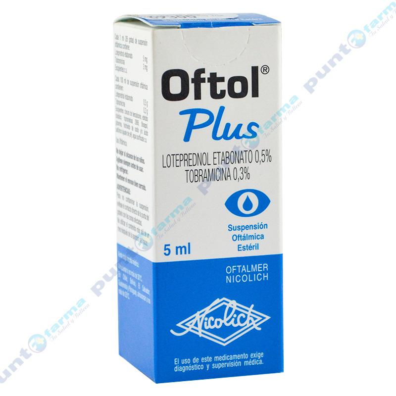 Imagen de producto: Oftol® Plus - 5ml