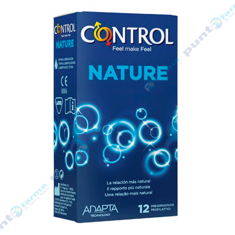 Imagen de producto: Preservativos Control Nature - Caja de 12 unidades