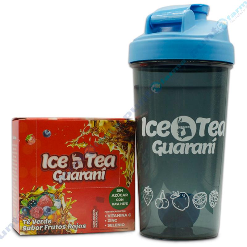 Imagen de producto: Promo Ice Tea de Té Guaraní + 1 Shaker