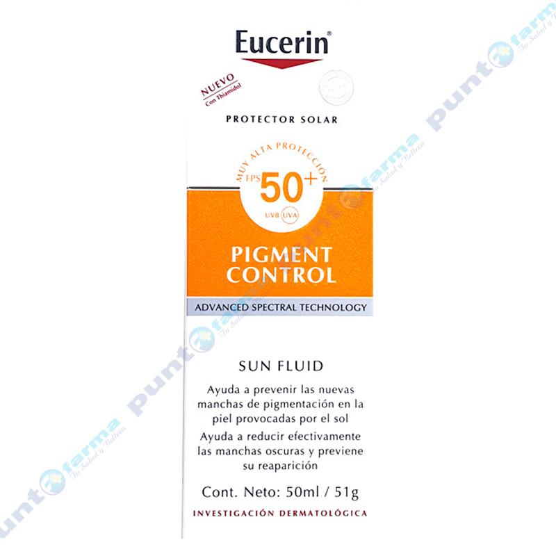 Imagen de producto: Protector Solar Antipigmento SPF50 Eucerin® - 50mL