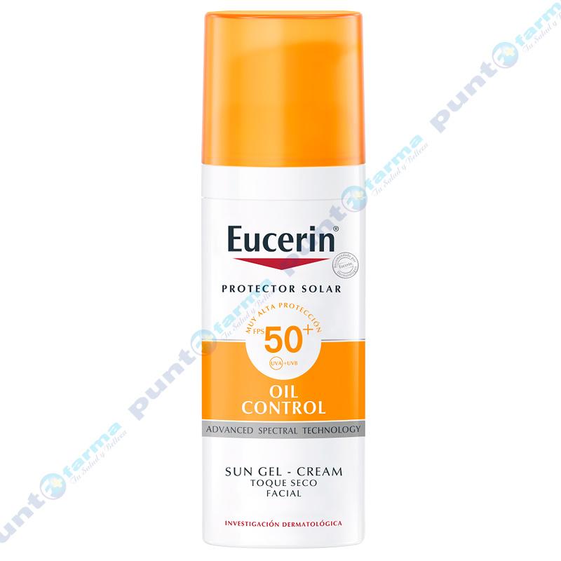 Imagen de producto: Protector Solar Facial Eucerin® Oil Control FPS 50 - 50mL