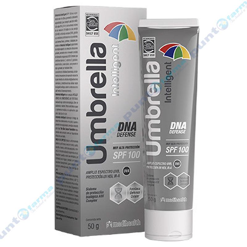 Imagen de producto: Protector Solar Umbrella Intelligent SPF 100 - 50g
