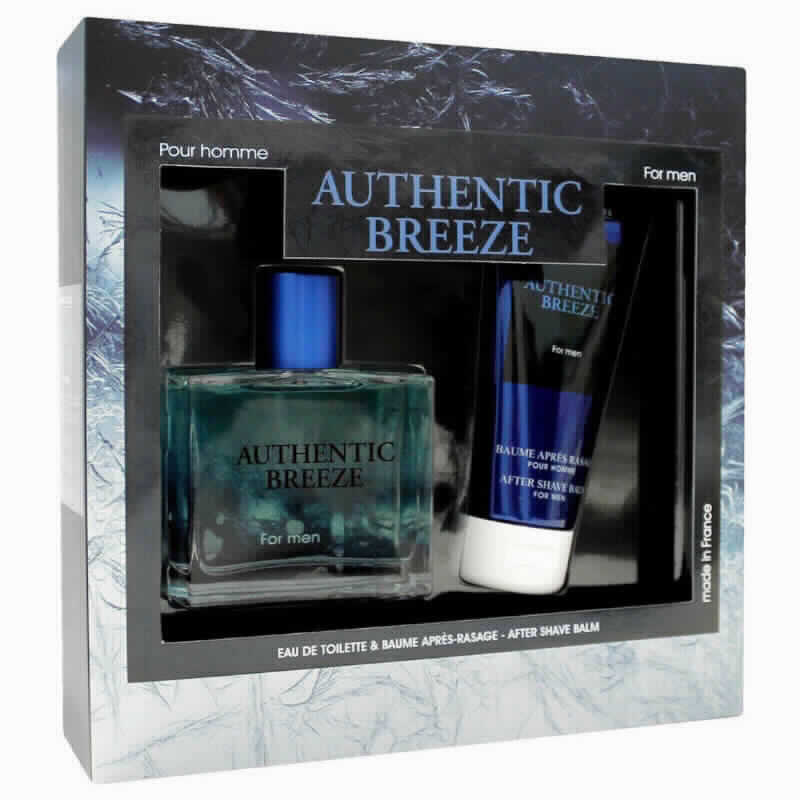 Imagen de producto: Set Authentic Breeze+After Shave