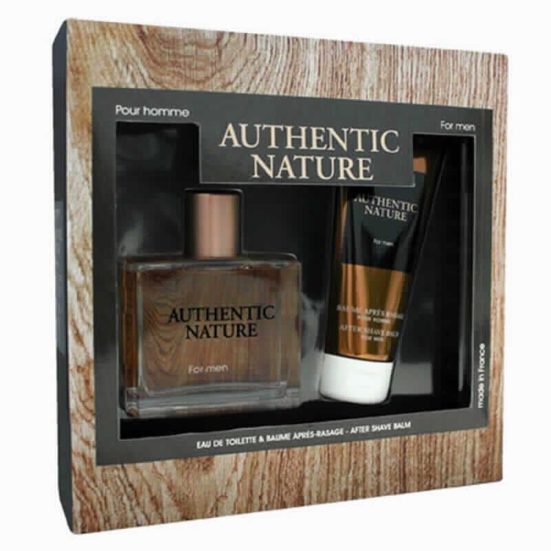 Imagen de producto: Set Authentic Nature+After Shave