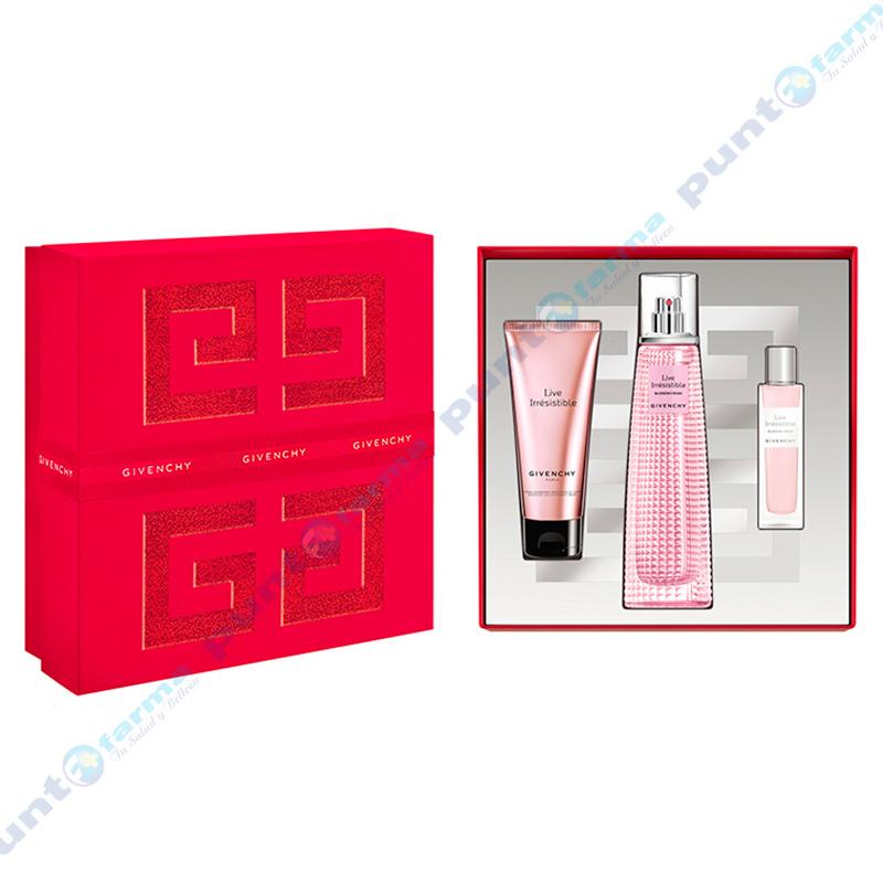 Imagen de producto: Set Live Irresistible Blossom Crush Eau de Toilette Givenchy