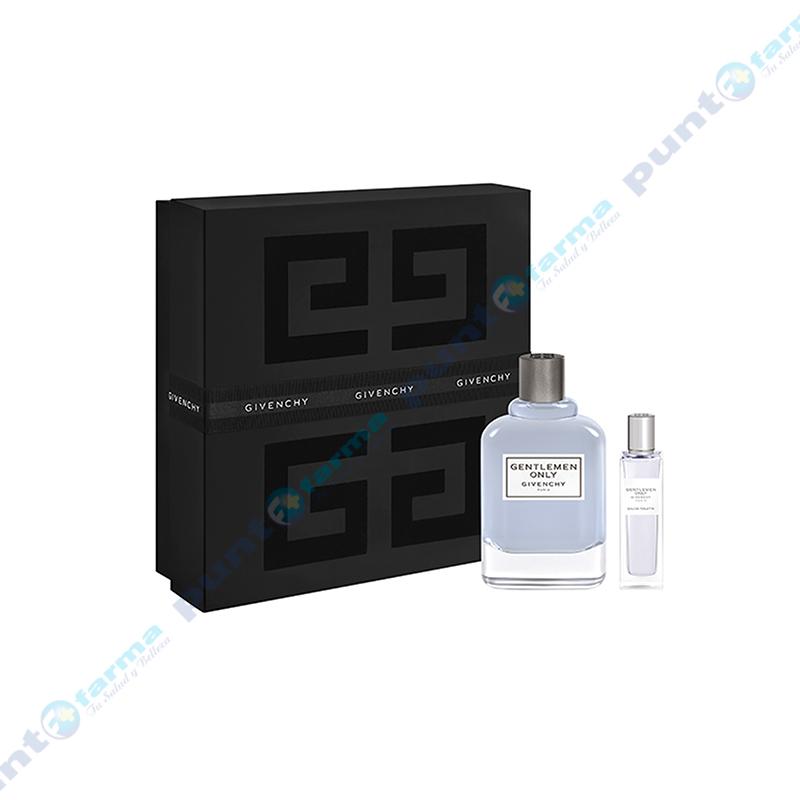 Imagen de producto: Set de Givanchy Gentleman Only Go Xmas (EDT 100 mL + Travel Spray 15 mL)