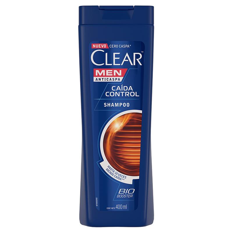 Imagen de producto: Shampoo Caida Control Clear Men - 400ml