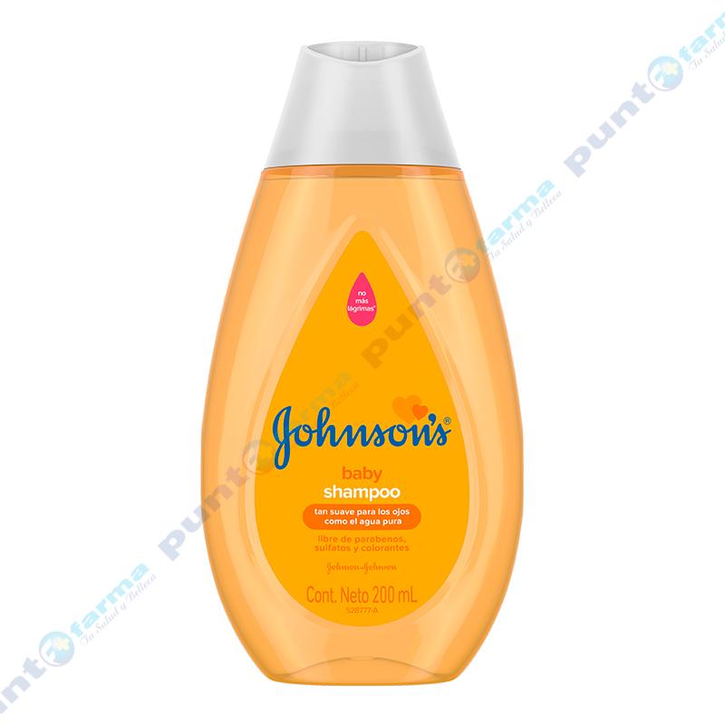 Imagen de producto: Shampoo Clásico Johnson's Baby - 200 mL