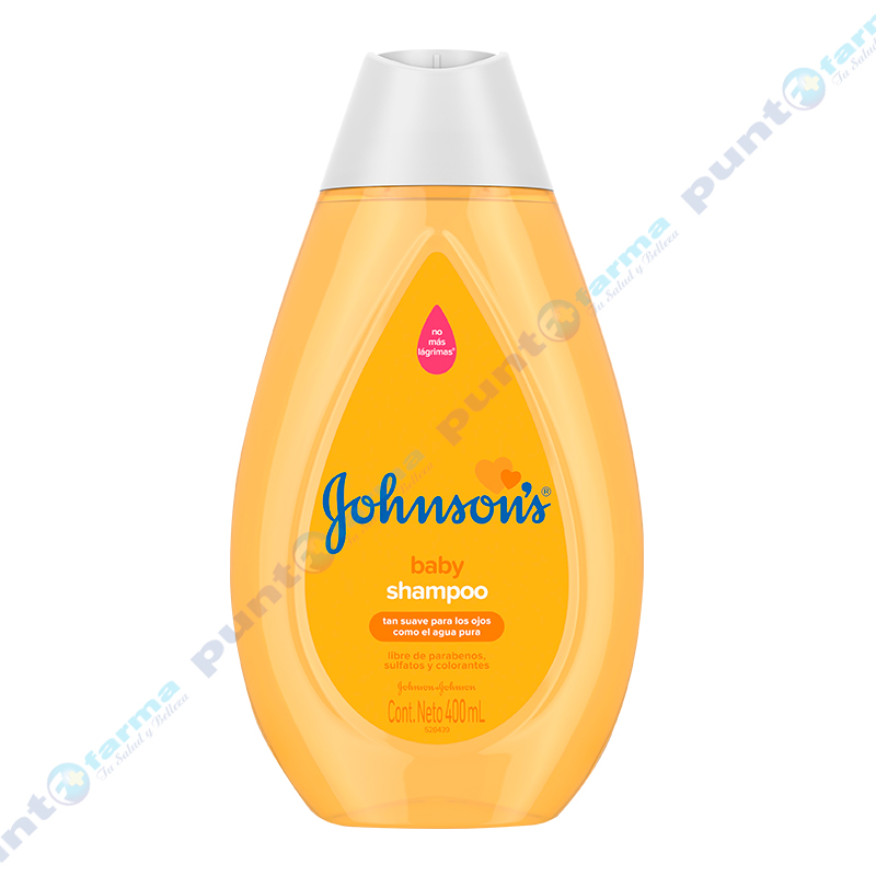 Imagen de producto: Shampoo Clásico Johnson's Baby - 400 mL