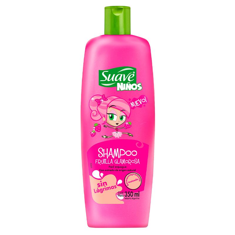 Imagen de producto: Shampoo Frutilla Glamorosa Suave Niños - Cont. neto 350 mL