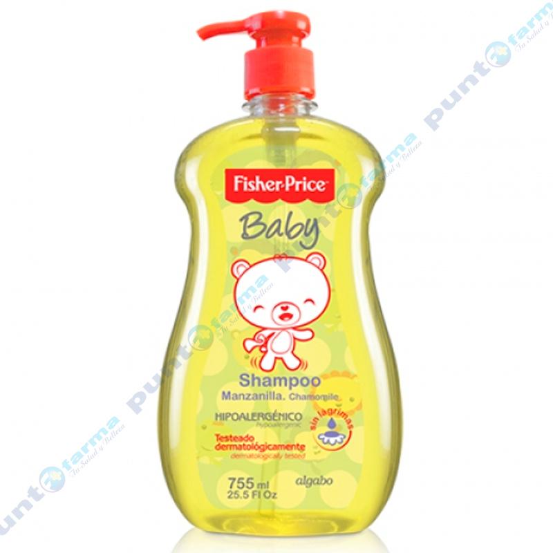 Imagen de producto: Shampoo Manzanilla Fisher Price - 755mL