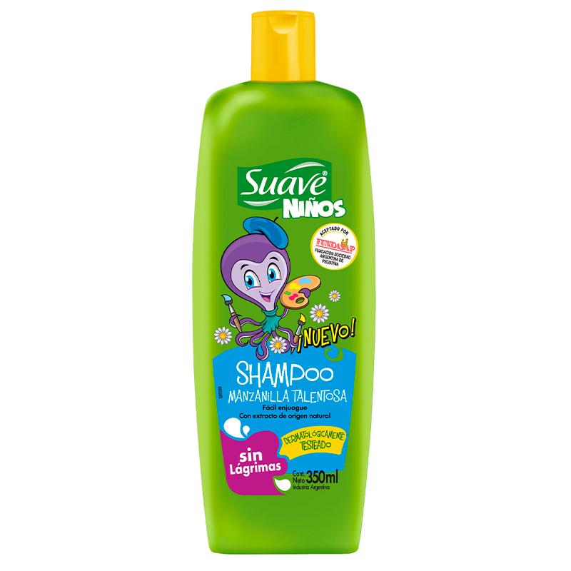 Imagen de producto: Shampoo Manzanilla Talentosa Suave Niños - Cont. neto 350 mL