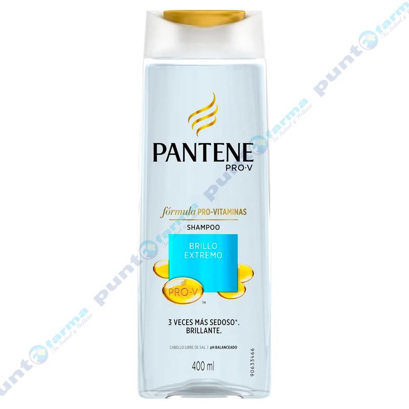 Imagen de producto: Shampoo Pantene PRO-V® Brillo Extremo - 400ml