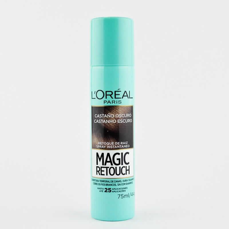 Imagen de producto: Spray retocarraíces instantáneo L'oreal Paris - Castaño Oscuro