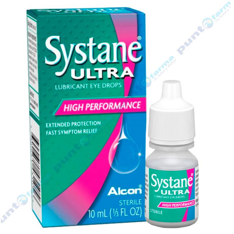 Imagen de producto: Systane Ultra Solución Oftálmica - 10mL