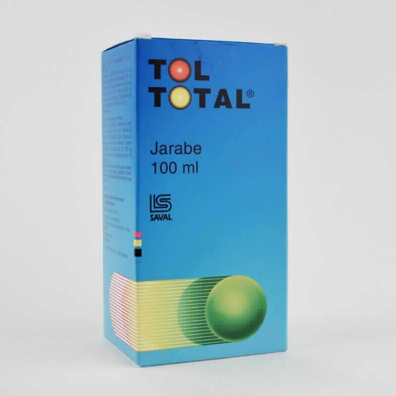 Imagen de producto: TOL TOTAL® Jarabe de 100 ml