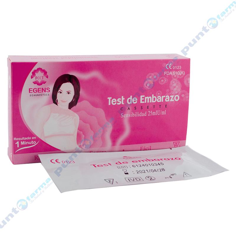 Imagen de producto: Test de Embarazo CASSETTE