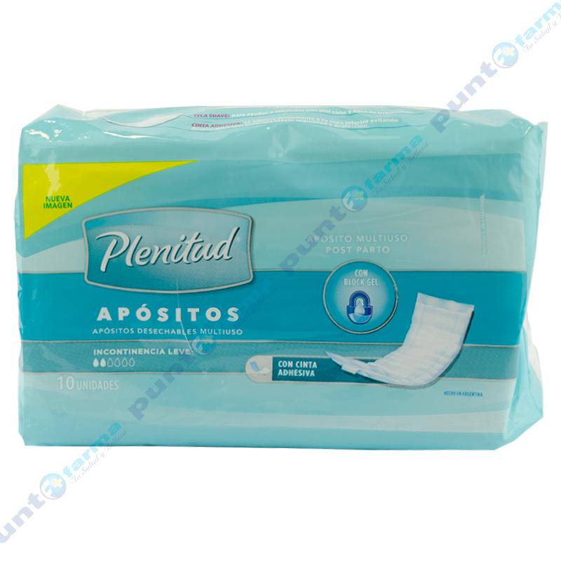 Imagen de producto: Toallitas multiusos desechables Plenitud® - Contiene 10 unidades