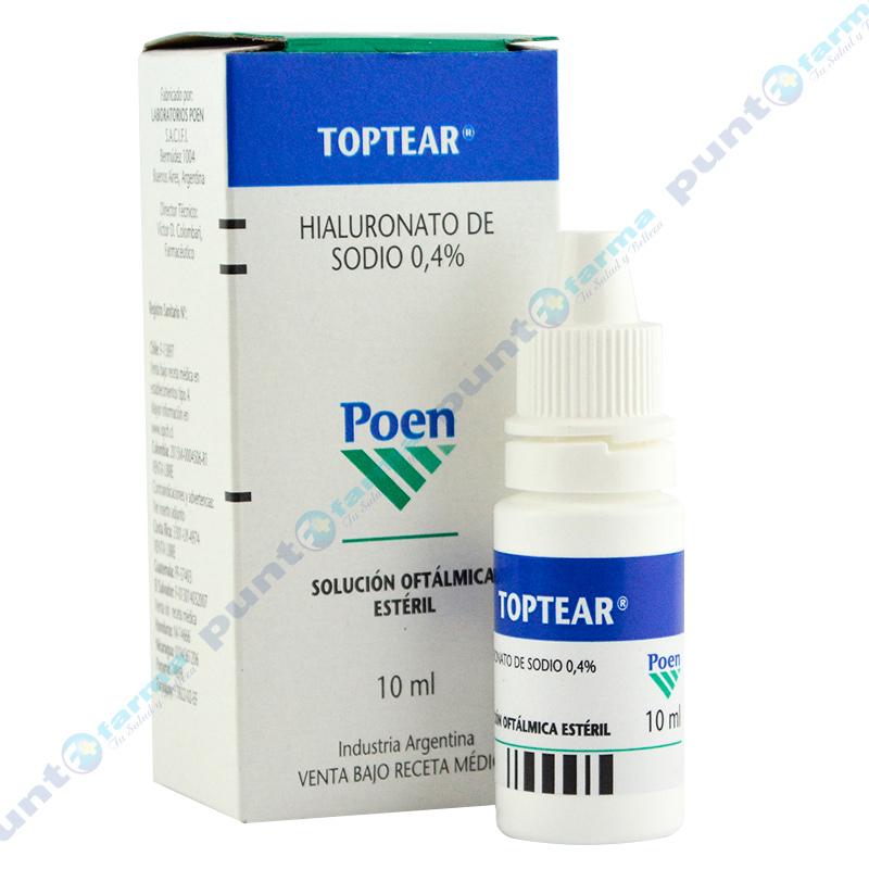 Imagen de producto: Toptear® -Solución Oftálmica Esréril 10ml