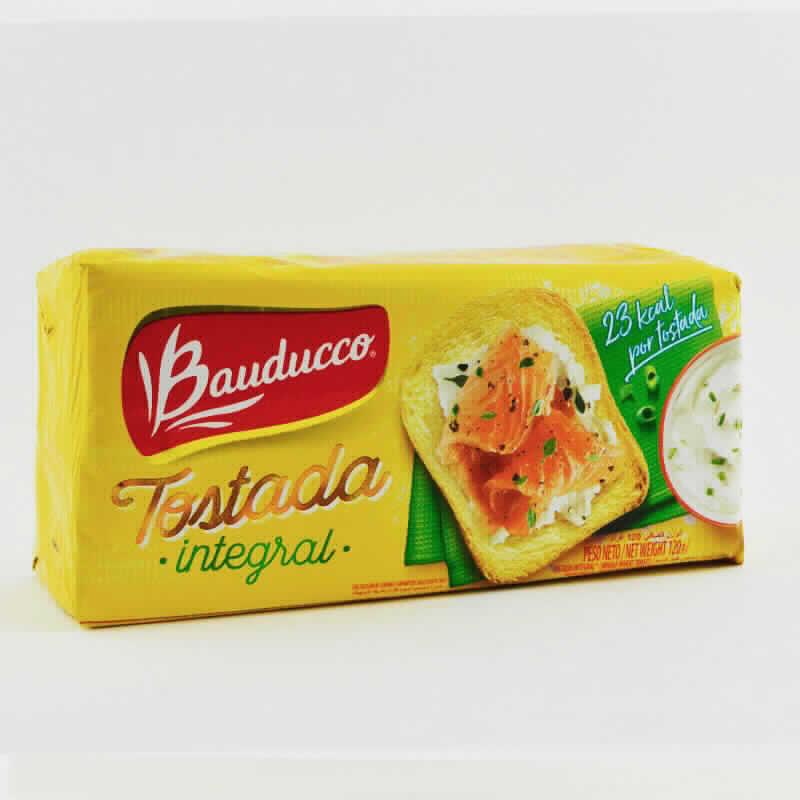 Imagen de producto: Tostada Integral Bauducco® - Peso neto 120g