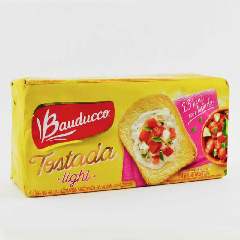 Imagen de producto: Tostada Light Bauducco® - Peso neto 120g
