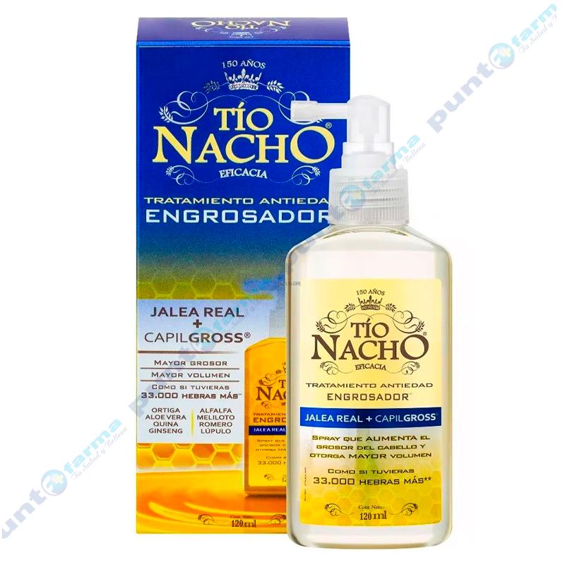 Imagen de producto: Tratamiento Antiedad Engrosador Tío Nacho® - 120mL