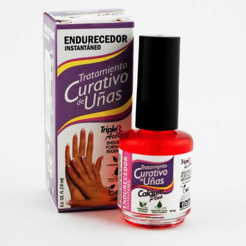 Imagen de producto: Tratamiento curativo de uñas ENDURECEDOR by boé - 18ml